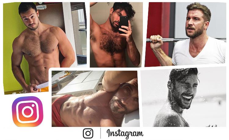 Los instagramers más guapos de Sevilla