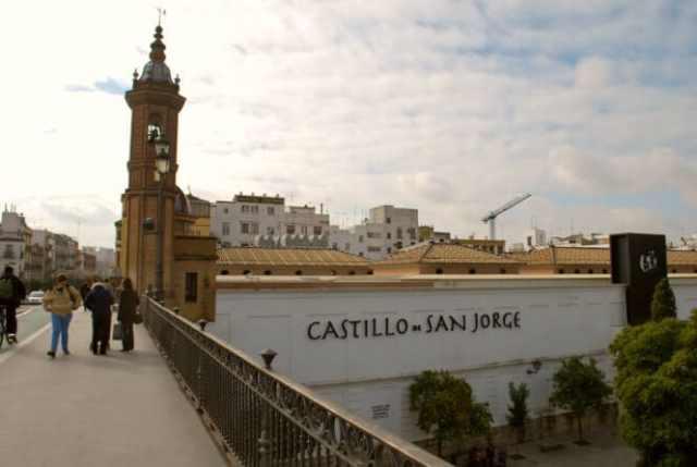 Castillo San Jorge Sevilla