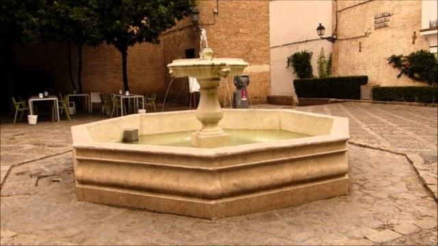 fuente plaza alianza sevilla