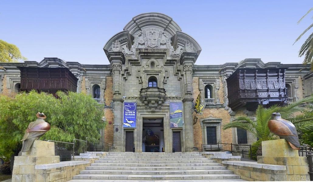 exposicion iberoamericana Sevilla