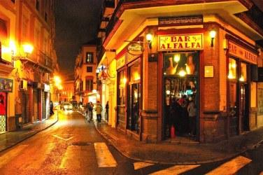 Bar Alfalfa Sevilla