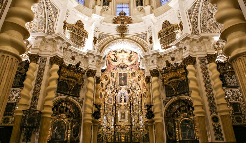 Iglesia Barroca de Sevilla