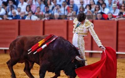 Corrida de toros – Daniel Ruiz – Morante de la Puebla, El Juli y Ángel Jiménez