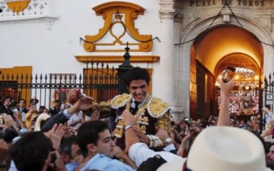 Pablo Aguado, mejor lección torera de Aula Taurina