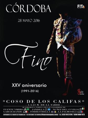 Cartel Finito de Córdoba