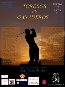 Cartel_Golf_Toreros