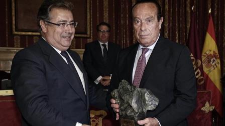 Curro Romero-premio2014
