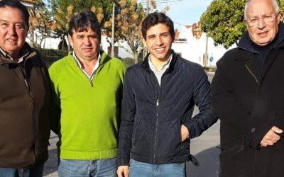 Tomás Campuzano se une al apoderamiento de Diego Peseiro