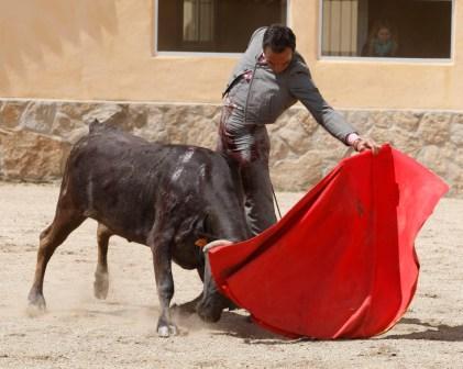El Cid_Victorino_Tienta