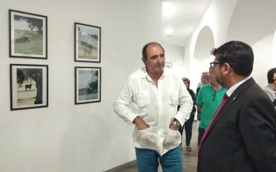Exposición de fotografías taurinas del Conde de la Maza en Utrera