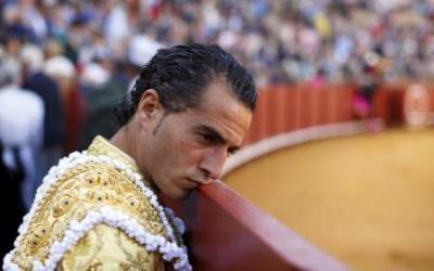 Iván Fandiño y la plaza de Sevilla