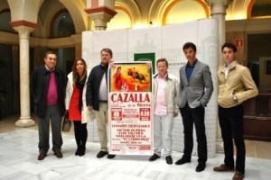 Presentación del cartel de Cazalla