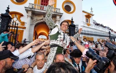 Corrida de toros – Morante de la Puebla, El Juli y Miguel Ángel Perera