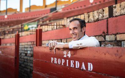 José Luis Pereda López, empresario de la plaza de toros de Huelva