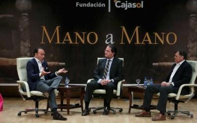 Cajasol recupera el mano a mano de Pepín Liria y Camacho