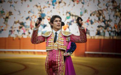 Sebastián Castella: 35 tardes en Sevilla y 9 orejas