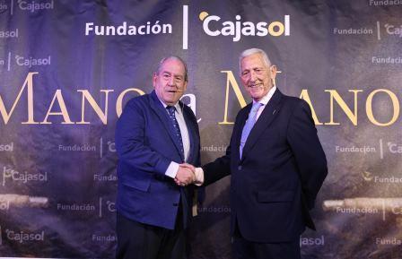 Paco Camino y Carlos Abella