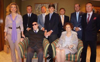 Fallece en Sevilla Mercedes Silva Jiménez, viuda de Pepe Luis Vázquez
