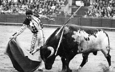 La épica faena de Diego Puerta al toro 'Escobero' de Miura en 1960