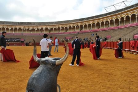 Toreo de Salon_Sevilla