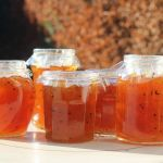 Seville orange and cardamom seed marmalade, by Jo Clark