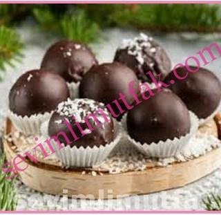 Bayat Kekle Çikolatalı Toplar Nasıl Yapılır?