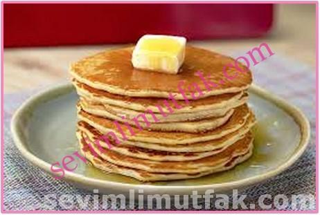 Kahvaltılık Pancake Nasıl Yapılır?