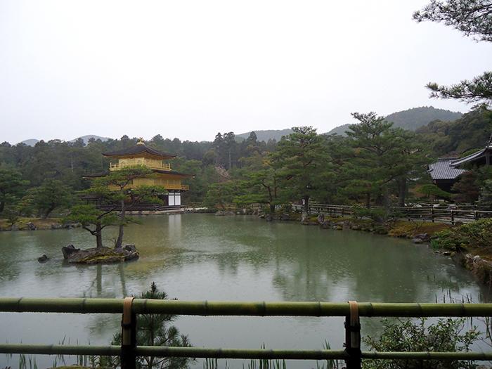 Kinkakuji, Kyoto Japão