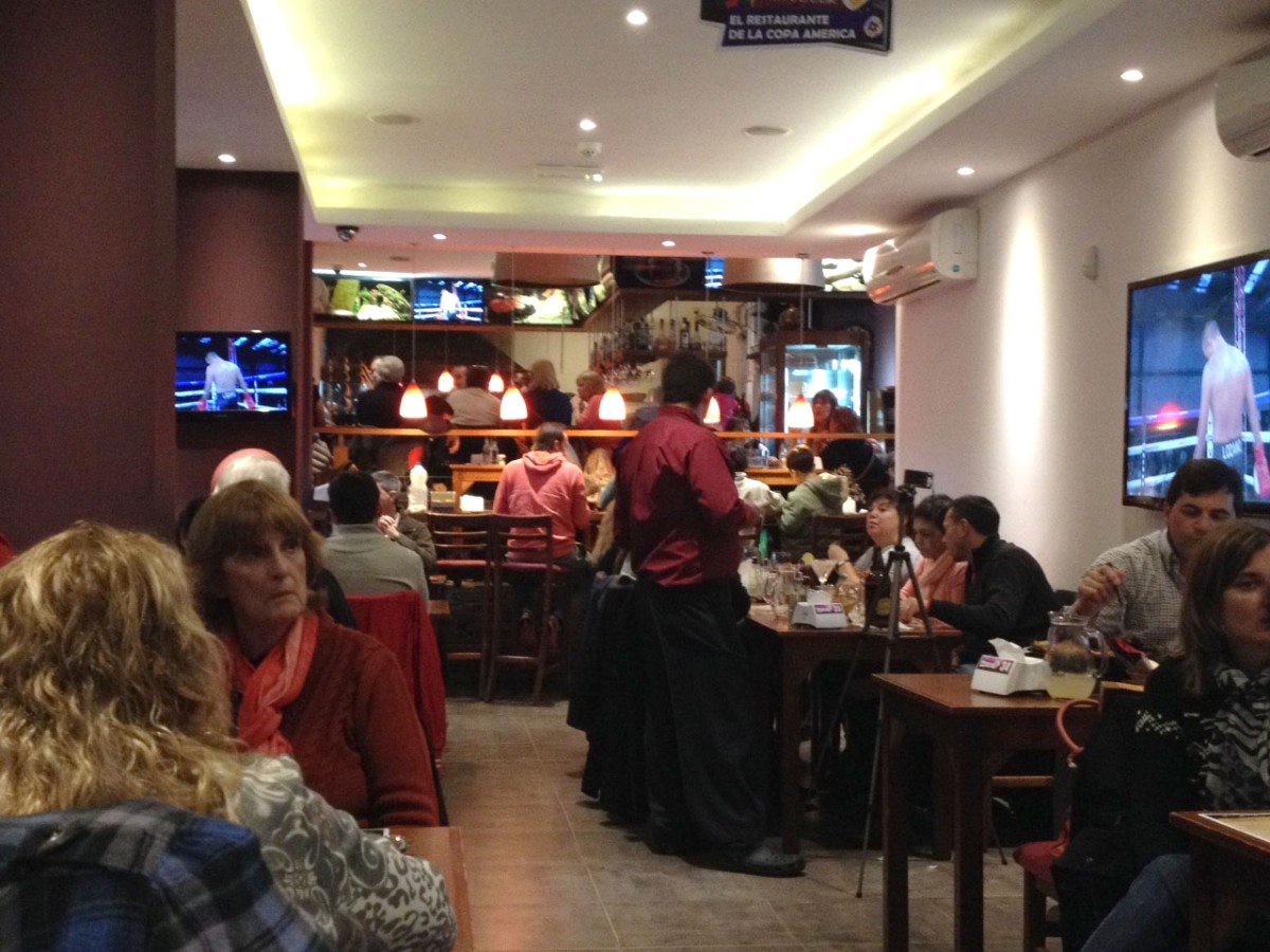 Restaurante Mercosur: Recomendo!
