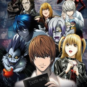 A Death Note live action movie is set to be released on Netflix on August 25th.