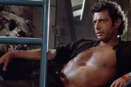 Jeff Goldblum Shirtless
