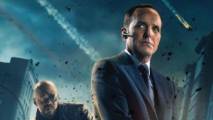 Agent Coulson Nick Fury