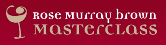 Rose Murray Brown virtual wine tasting