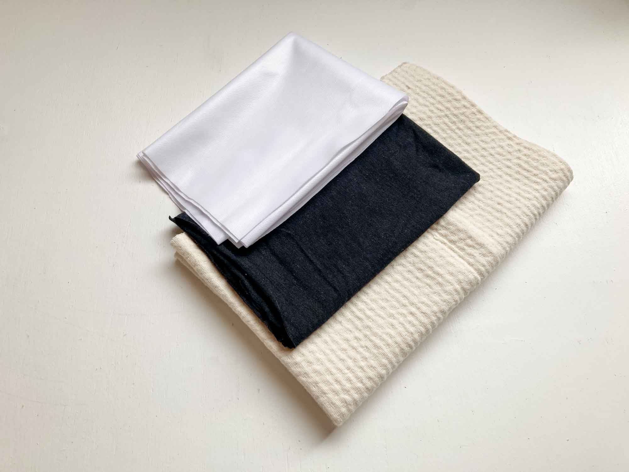 Period Panty kit Gusset fabrics only