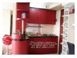 Sewa Tahunan / Bulanan Apartemen Kebagusan City - 2 BR 55 m2 Fully Furnished