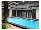 Pool + Bedrooms area