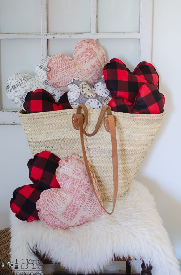 Squishy Puffy Hearts Not Just For Valentines Sew A