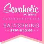 Sewaholic Saltspring Badge