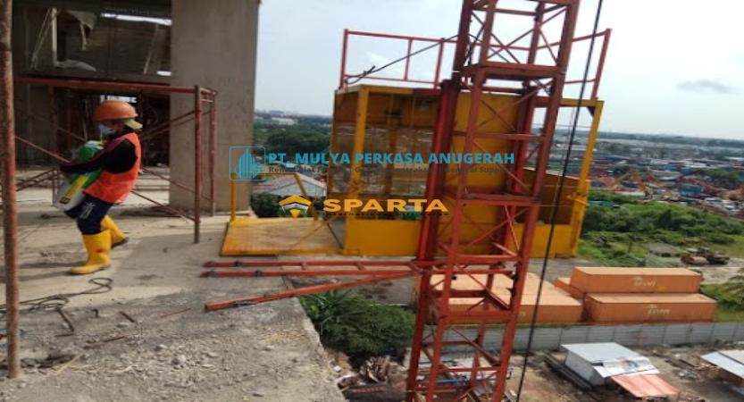 Sewa Lift Proyek / Lift Barang Batam