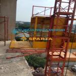 Sewa Lift Proyek / Lift Barang Lombok