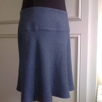 Preppy Wool Skirt - Love Sewing Magazine (Issue 09)