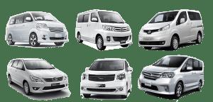 Rental Mobil Keluarga