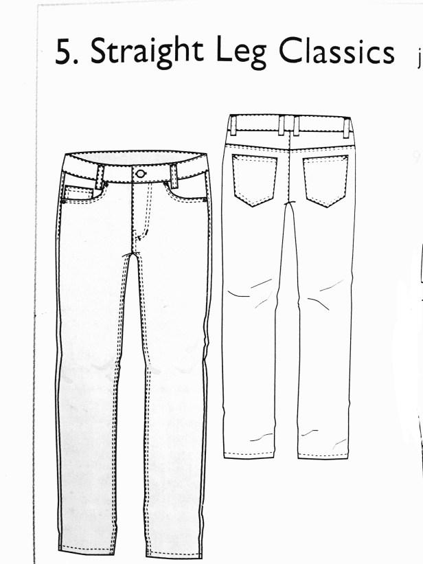 Mens Jeans Pattern : jeans, pattern, Ottobre, Straight, Classic, Men's, Jeans…, SewAndrew