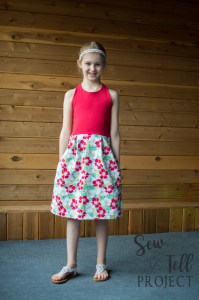 Sofilantjes Solis Sundress - Perfect for Summer!