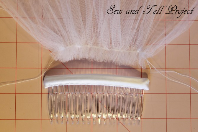 How to make a veil!