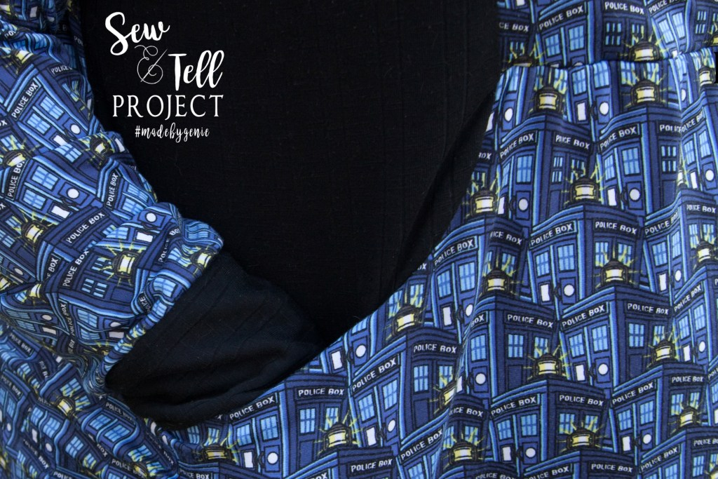 Love Notions Whistler - The Sew and Tell Project