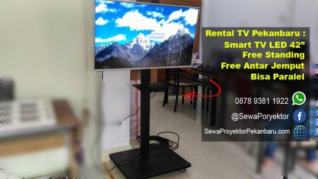 Rental TV Pekanbaru