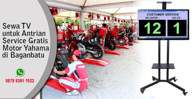 Sewa TV Pekanbaru Bagan Batu