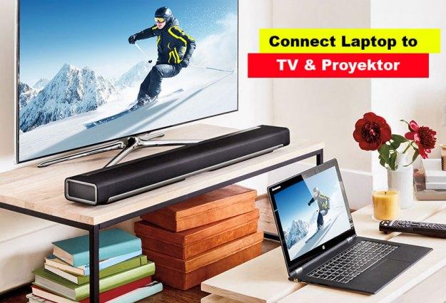 proyektor tidak bisa konek ke laptop