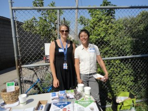 Recycling Technicians from Hennepin County